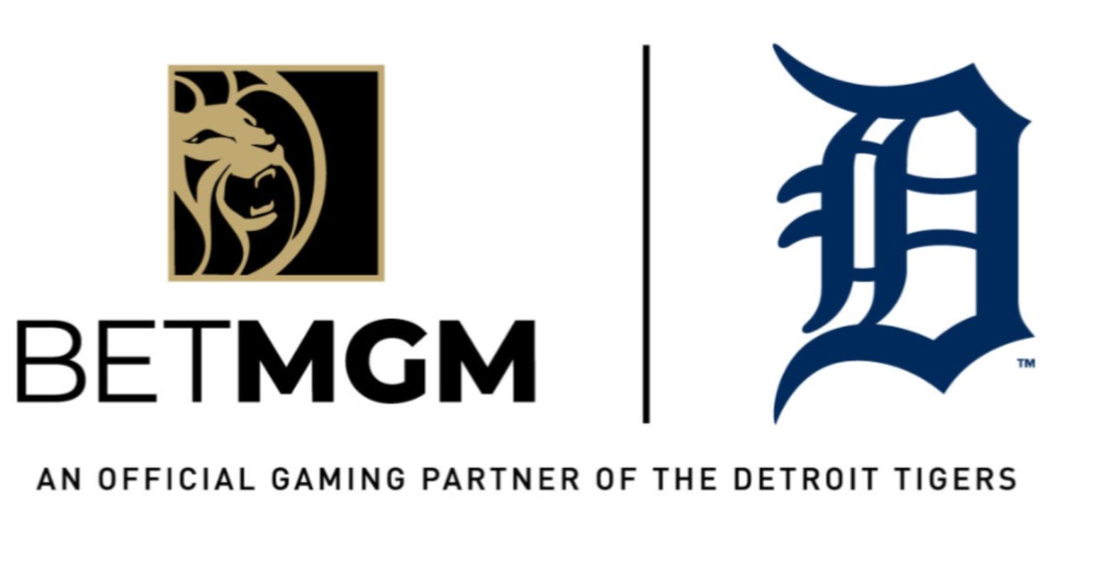 BetMGM and Detroit Tigers