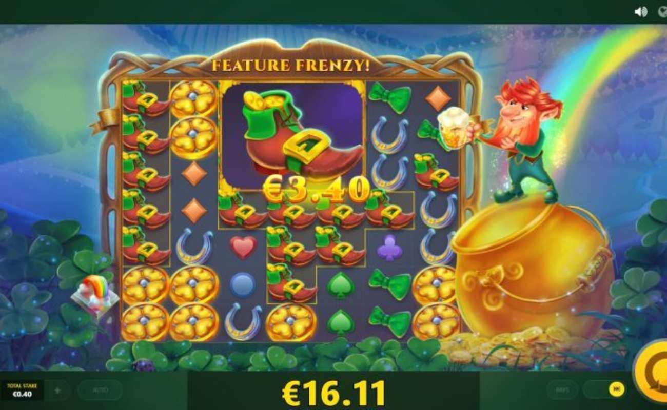 Jack in a Pot online slot by Red Tiger.