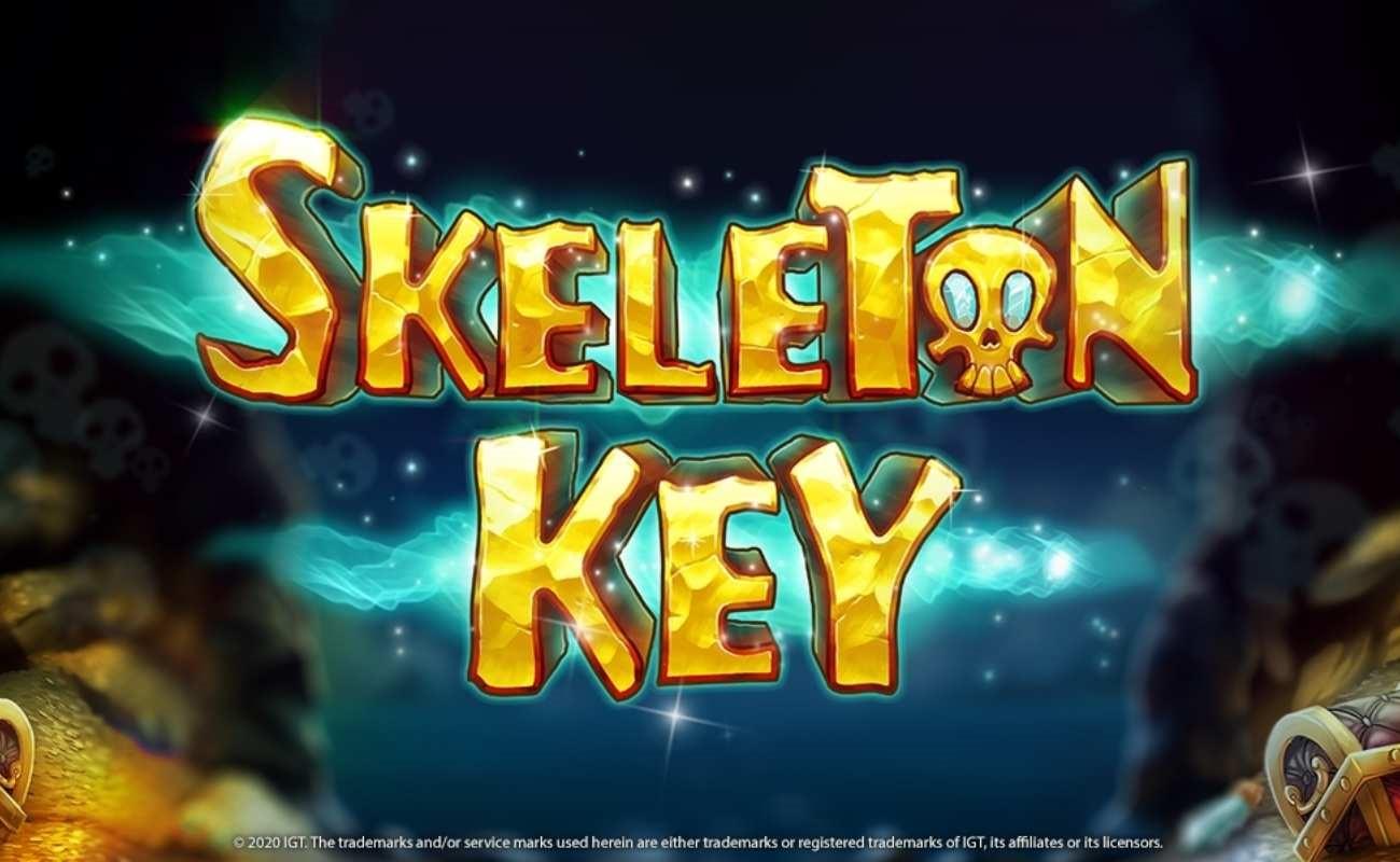 Skeleton Key online slot by IGT.
