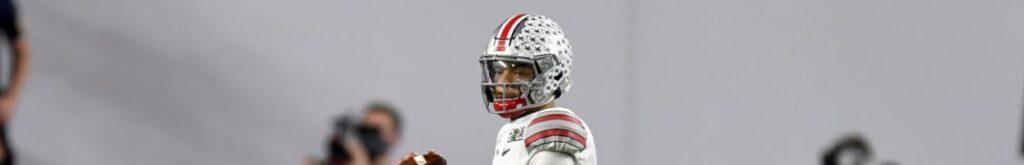 NFL Draft Odds Justin Fields 49ers