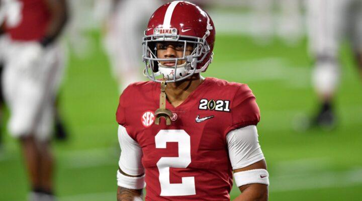 NFL Draft Betting Specials Patrick Surtain
