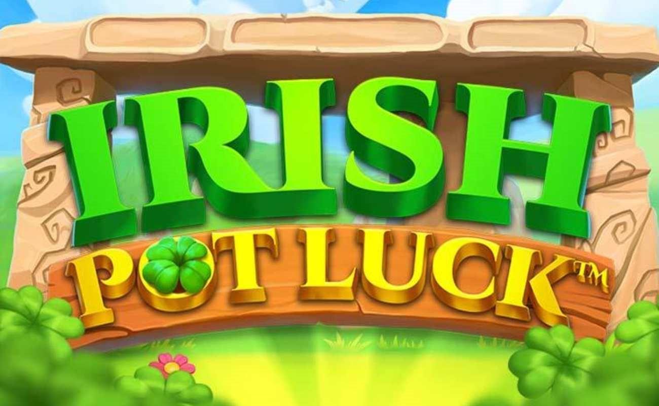 Irish Pot Luck online slot by NetEnt.