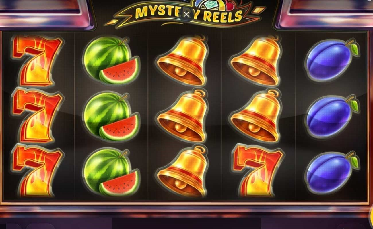 Mystery Reels online slot by Red Tiger.