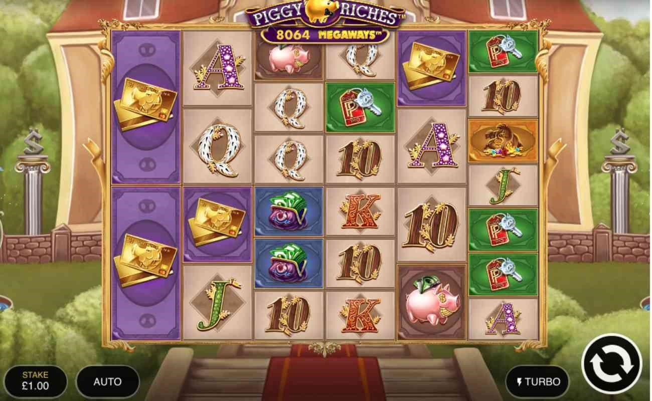 Piggy Riches Megaways online slot by Red Tiger.