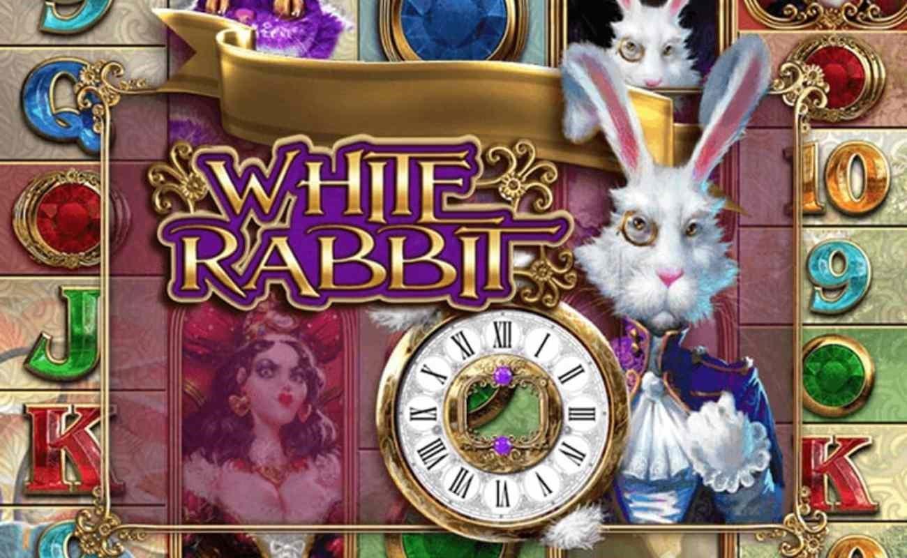 White Rabbit online slot by SG Digital.
