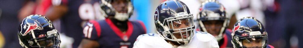 Texans Titans Week 17 2020 NFL Draft Betting 2021