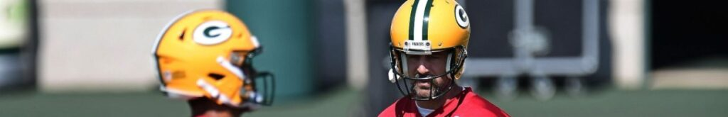 Aaron Rodgers Packers Contract Jordan Love