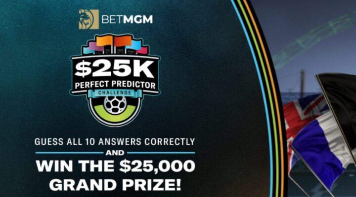 BetMGM Euro 2020 Betting