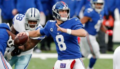 NFL Betting Giants Odds