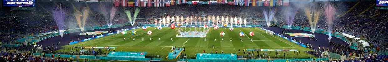 The opening ceremony at the Euro 2020 competition - Photo by Andrew Medichini - Pool/Getty Images