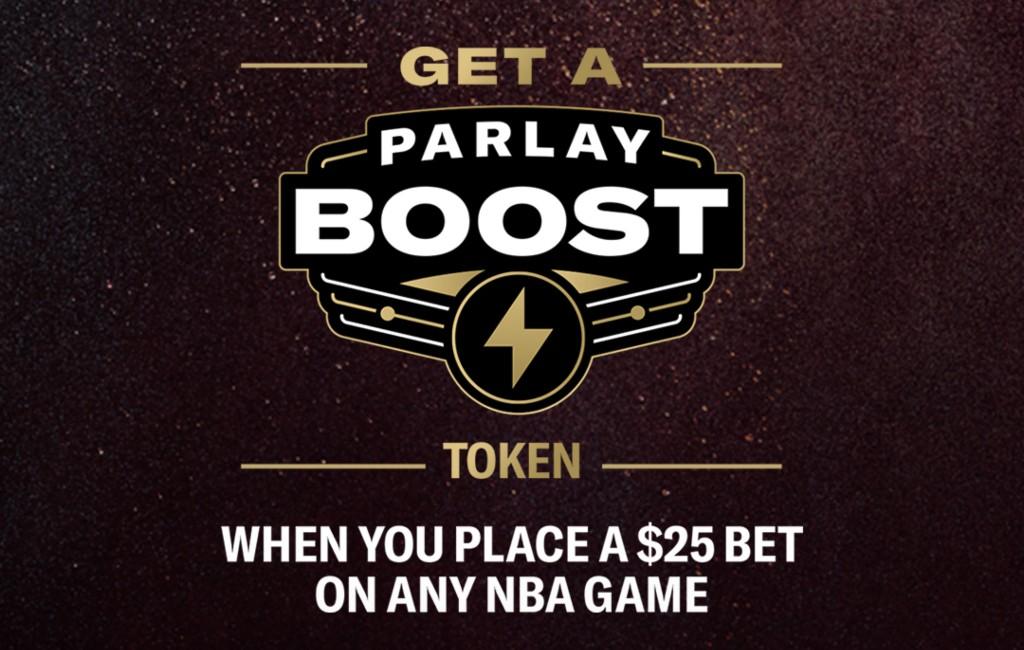 Parlay Boost BetMGM