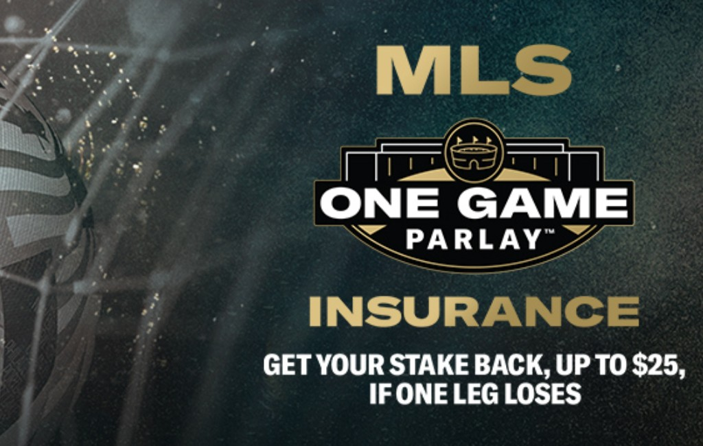 MLS One Game Parlay Insurance